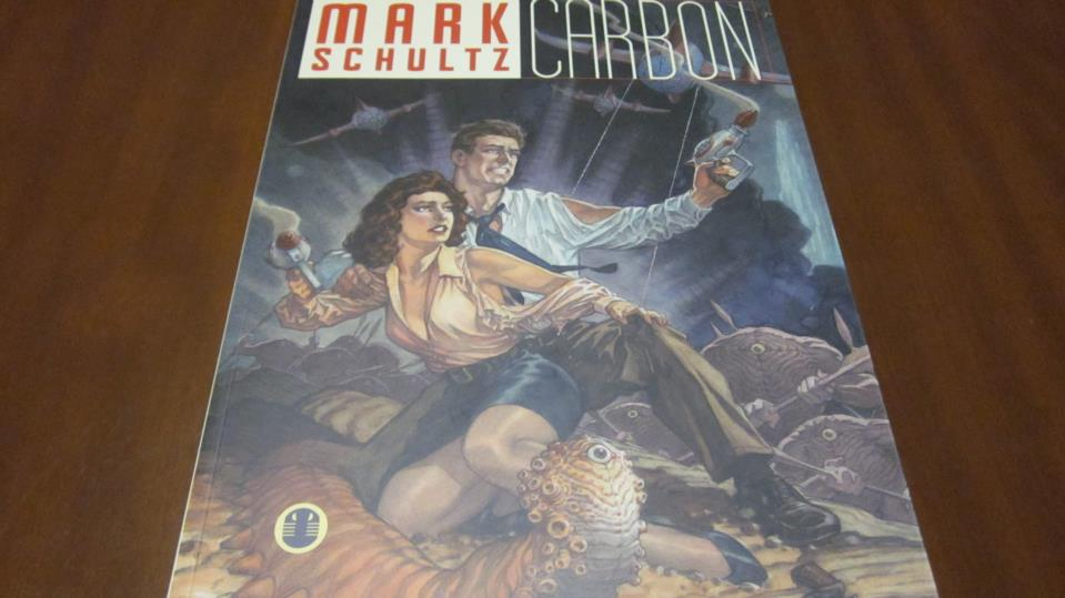 Mark Schultz - Carbon