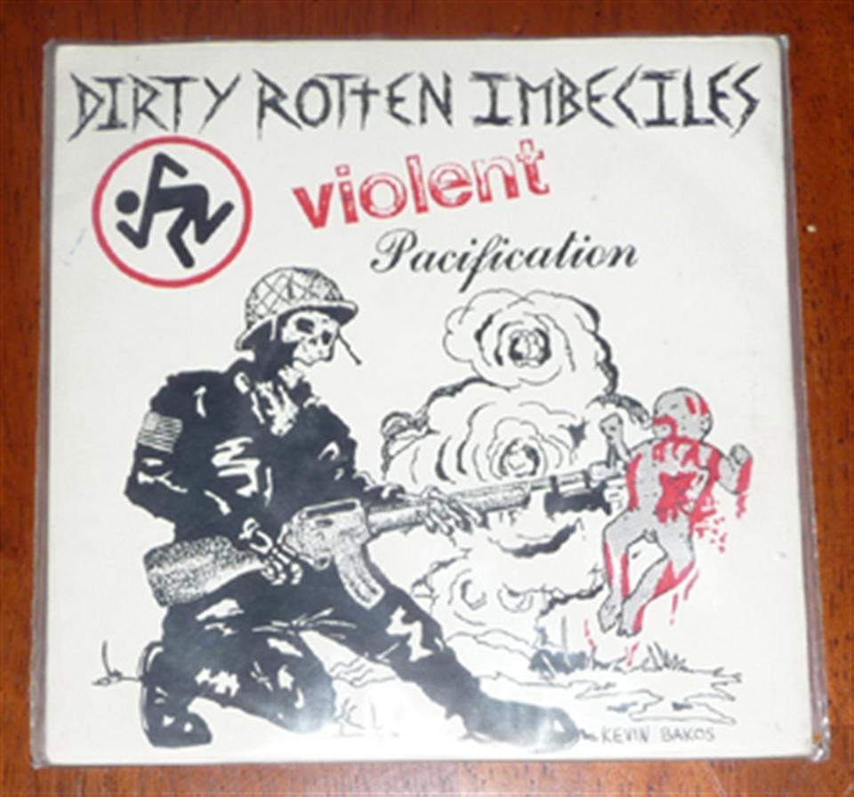 DRI Violent Pacifications