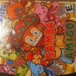 Samba de Amigo, Sega, 2000