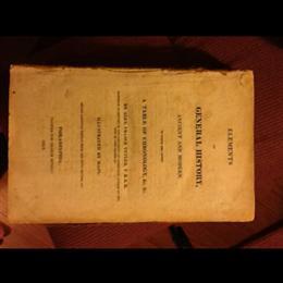 1813 History Book