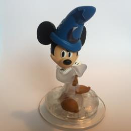 Sorcerer's Apprentice Mickey (crystal)