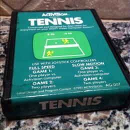 Tennis, Activision, 1981