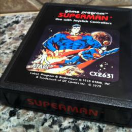 Superman, Atari, 1979