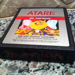 Ms. Pac-Man, Atari, 1983