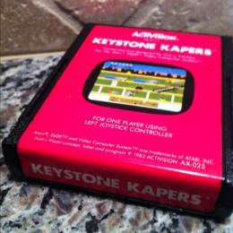 Keystone Kapers, Activision, 1983