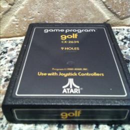 Golf, Atari, 1980