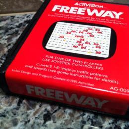 Freeway, Activision, 1981