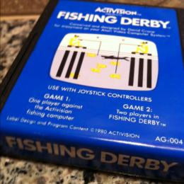 Fishing Derby, Activision, 1980