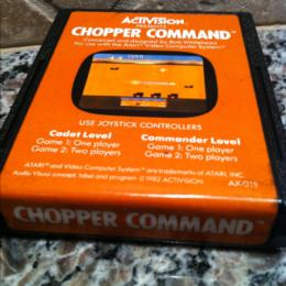 Chopper Command, Activision, 1982