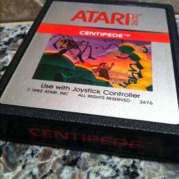 Centipede, Atari, 1982