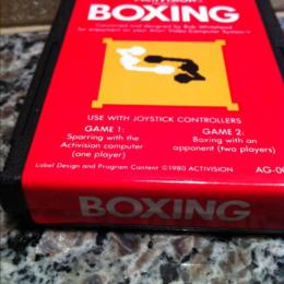 Boxing, Activision, 1980