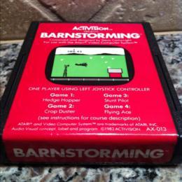 Barnstorming, Activision, 1982