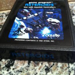 Asteroids, Atari, 1981