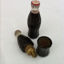 Pill Case And Lighter Mini Bottles