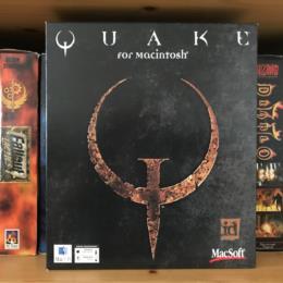 Quake for Mac