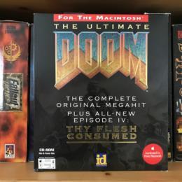Ultimate Doom Mac