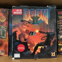 Doom 2 Mac