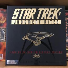 Star Trek Judgment Rites Collectors Edition