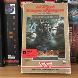 AD&D Champions of Krynn