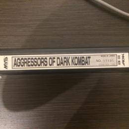 Aggressor Of Dark Combat