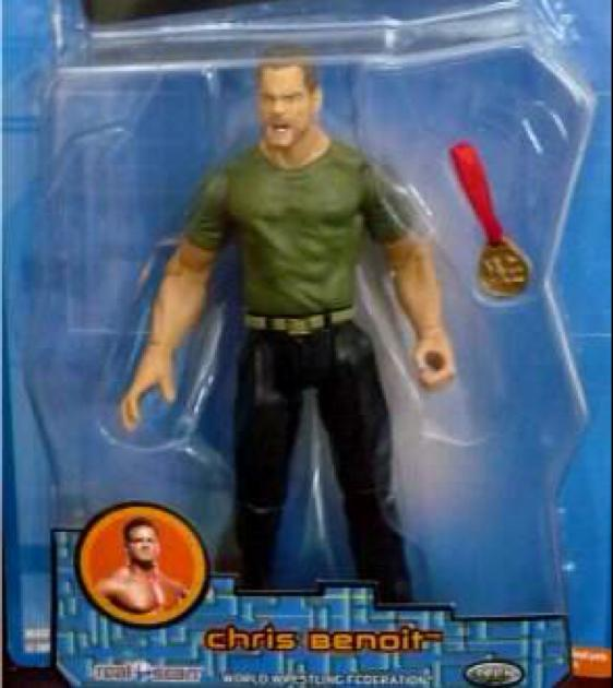 Chris Benoit No Way Out Series 2