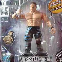 Chris Benoit Wrestlemania 20