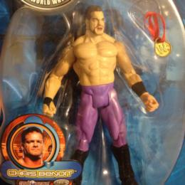 Chris Benoit Rebellion Series 4