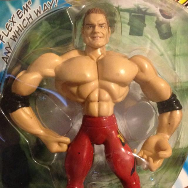 Chris Benoit Flex'ems Series 10