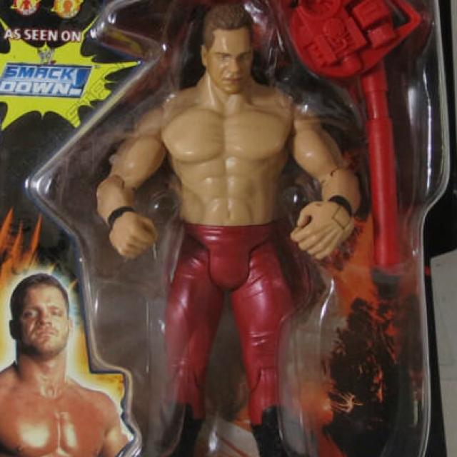 Chris Benoit Ruthless Aggression Series 4