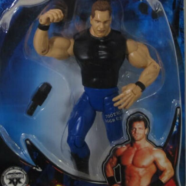 Chris Benoit Ruthless Aggression Series 7