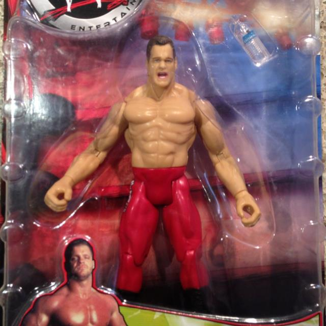 Chris Benoit Off The Ropes Series 2
