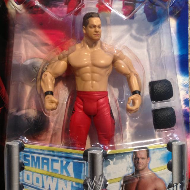 Chris Benoit Off The Ropes Series 7