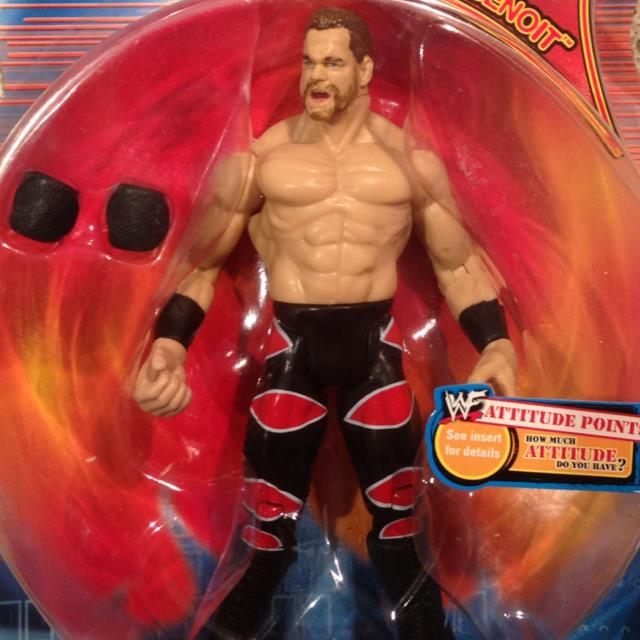 Chris Benoit Sunday Night Heat Rebellion Series 2