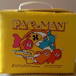 Aladdin Pac-Man soft insulated lunch box