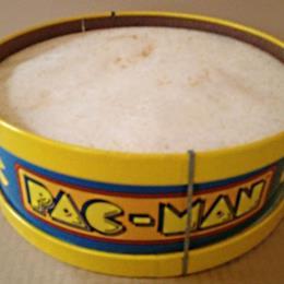 Ohio Art Pac-Man Snare Drum