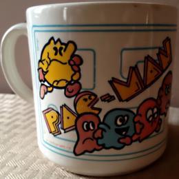 Pac-Man Grindley England mug