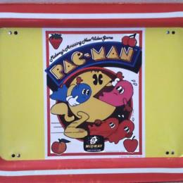 Pac-Man folding lap tray with legs