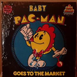 Baby Pac-Man Goes to the Market audio book set by Kid Stuff