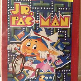 Jr. Pac-Man for the Atari 2600 in box with shrink wrap