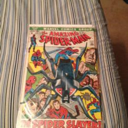 Amazing Spider-Man 105