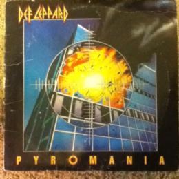 Def Leppard- Pyromania (1983)