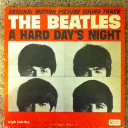 The Beatles- A Hard Day's Night (1964)