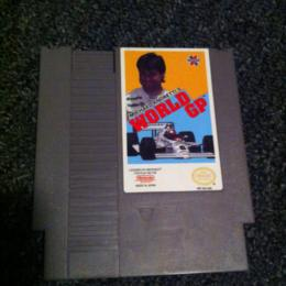 NES Michael Andretti's World GP