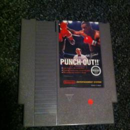 NES Mike Tyson's Punch Out