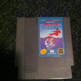 NES Karate Champ