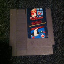 NES Super Mario Bros/Duck Hunt Combo game