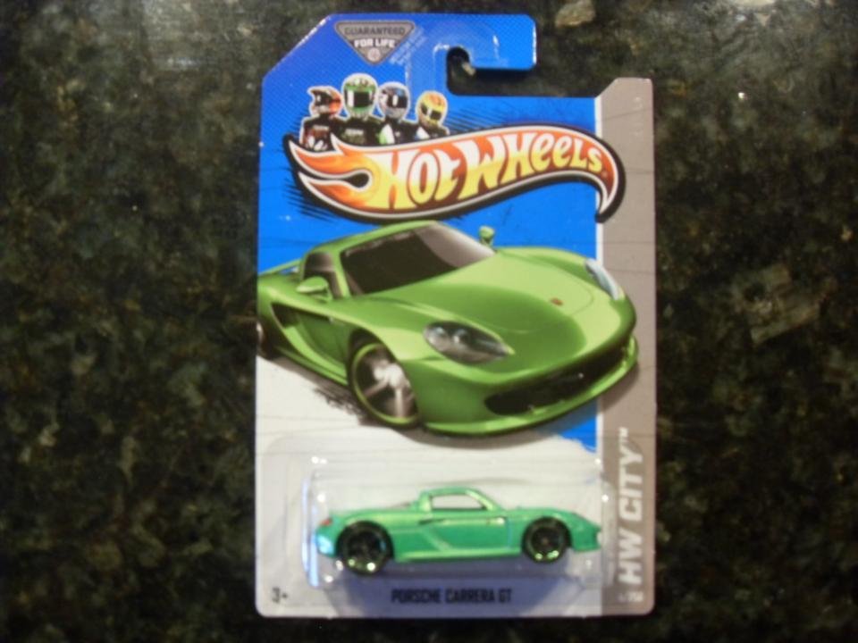 004/250 - PORSCHE CARRERA GT