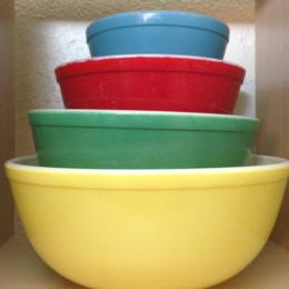 Primary Mixing Bowls