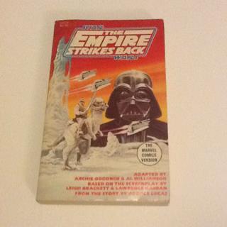 Empire Comic Adaptation Paperback