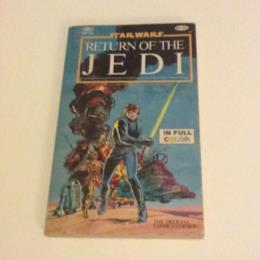Jedi Comic Adaptation Paperback